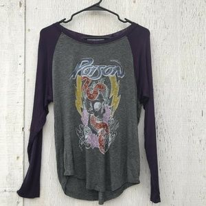 Daydreamer Poison Flesh & Blood 1990 Top Small